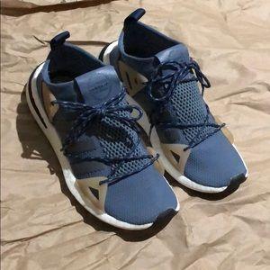 Adidas slip on sneakers